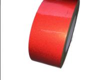 Красная светоотражающая лента для маркировки