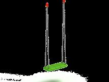 Сиденье качели пластиковое (зеленое) ИО 146.2