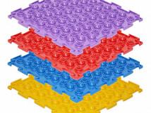 Массажные коврики пазлы ORTO