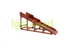 IgraGrad Модуль Snow Fox, скат 4 м