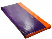 Мат гимнастический, материал тент, размер 1х1м