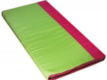 Мат гимнастический, материал полиэстер, размер 1х1м