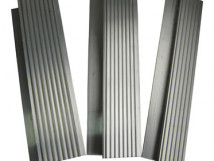Алюминиевый порожек (Цвет-серебро)