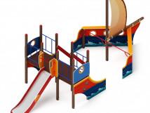 Детский игровой комплекс «Парусники» ДИК 2.03.3.01 H=1200