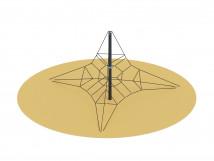 Пирамида СК 2.05.05 (сетка)