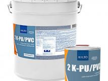 Двухкомпонентный полиуретановый клей KIILTO 2K PU