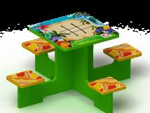 Столик детский «Игра» МФ 31.01.04