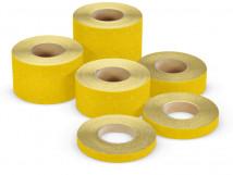 тип Basic, недорогая противоскользящая лента, размер абразива 60-Grit, желтый цвет