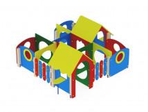 ИФ 404 Лабиринт кубик №4