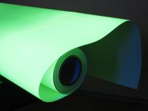 Фотолюминесцентная пленка для прямой печати