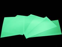 Фотолюминесцентные листы для прямой печати