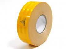 Желтая световозвращающая лента