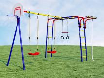 Детский спортивный комплекс для дачи Акробат