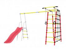 Детский спортивный комплекс для дачи Богатырь Плюс - 2