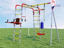 Детский спортивный комплекс для дачи Fitness
