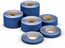 Универсальный тип, рулон, 60-Grit, синий цвет