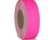 Сигнальный тип. Размер зерна 60 Grit. Высокая видимость, маркировка. Сигнально-розовый цвет