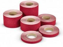 Универсальный тип, рулон, 60-Grit, красный цвет
