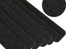 Универсальный тип, полосы, 10 шт в упаковке, 60-Grit, черный цвет