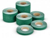Универсальный тип, рулон, 60-Grit, зеленый цвет