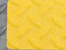 Для неровных, рифленых и грубых поверхностей, желтый цвет (формуемый тип ленты)
