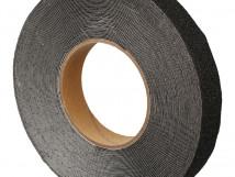 Эластичный тип, рулон, черный цвет