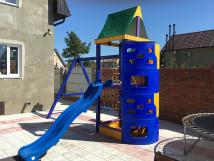 Уличная детская площадка Макс Пират