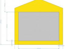 Информационная табличка под формат А5 (10 шт в упаковке)