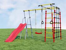 Детский спортивный комплекс для дачи Богатырь