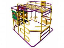 ДСК Формула здоровья Мурзилка-S напольный для дома и улицы фиолетовый радуга