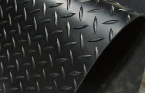 Резиновые рулонные покрытия