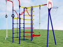 Детский спортивный комплекс для дачи Космодром