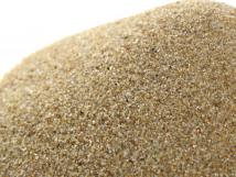 Песок кварцевый для газона