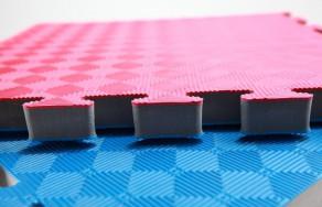 Укладка модульных покрытий