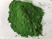Краситель зеленый для резиновой крошки