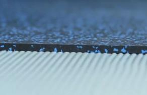Монтаж рулонных резиновых покрытий