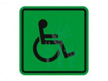 Пиктограмма СП-01 Доступность для инвалидов всех категорий