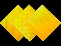 Тактильная плитка ПВХ