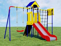 Детский спортивный комплекс для дачи Замок